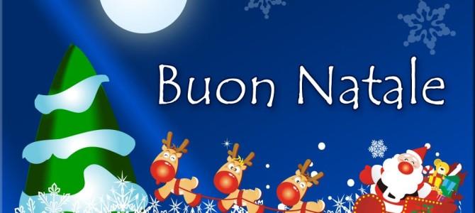 Brindisi festività Natalizie