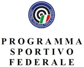Programma Sportivo Federale 2018